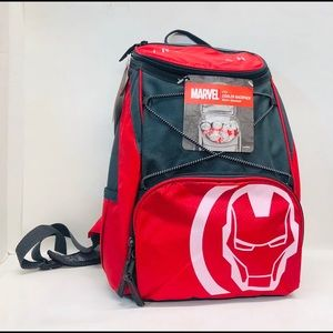 Iron man ptx cooler backpack